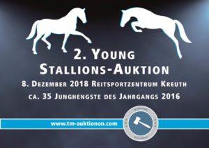 2. Young Stallions Auktion - TM Auktionen @ Festhalle Rieden